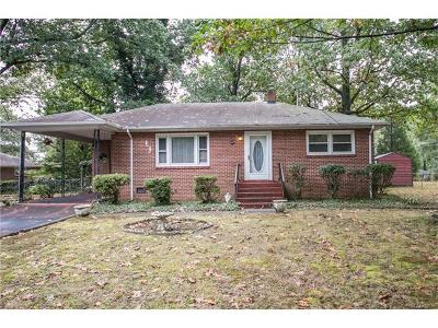 Richmond Single Family Home For Sale: 2917 Cogbill Road