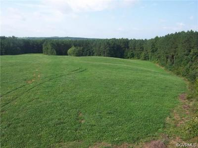 Powhatan County Residential Lots & Land For Sale: Evans Rd.