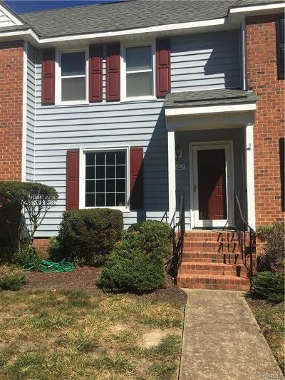 Chesterfield County Rental For Rent: 7102 Saint Annas Court