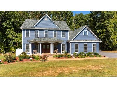 Powhatan Single Family Home For Sale: 3708 Hope Meadow Road