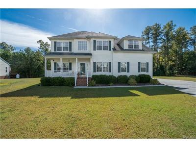 Chesterfield Single Family Home For Sale: 14513 Maynooth Court