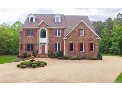 Chesterfield County Single Family Home For Sale: 16647 Brattice Mill Road