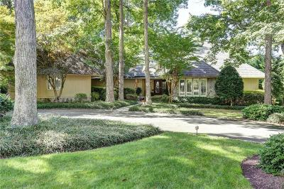 Henrico County Single Family Home For Sale: 9303 South Mooreland Road