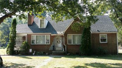 South Chesterfield Single Family Home For Sale: 5313 River Road