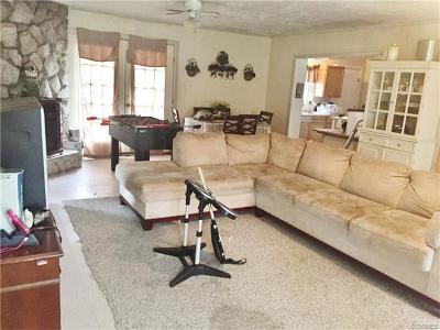 Richmond Single Family Home For Sale: 5800 Bethlehem Road