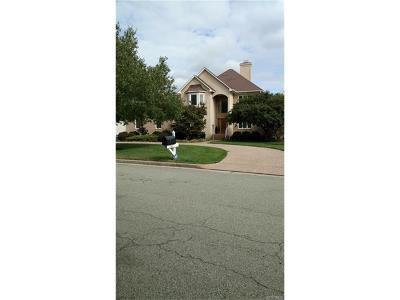 Midlothian VA Single Family Home For Sale: $650,000