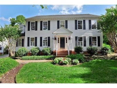 Henrico Single Family Home For Sale: 11308 Edgewood Farm Court
