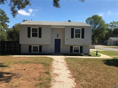 Single Family Home Sold: 4709 Hillbrook Avenue