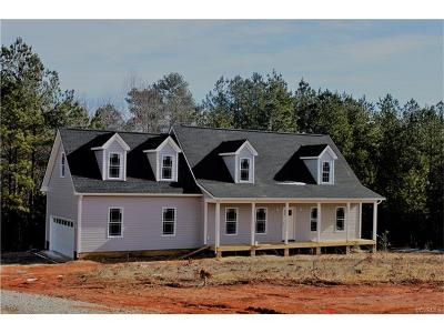 Powhatan Single Family Home For Sale: 2976 Pineview Drive