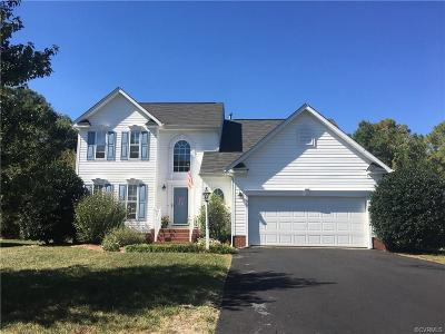 Henrico County Single Family Home For Sale: 10316 Woodman Hills Terrace