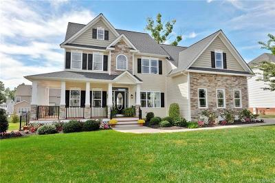 Chesterfield VA Single Family Home For Sale: $345,950