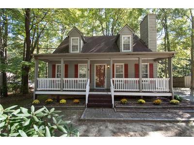 Midlothian Single Family Home For Sale: 2531 South Ridge Drive