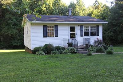 Goochland Single Family Home For Sale: 3067 Three Chopt Road