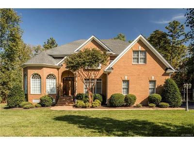 Manakin Sabot Single Family Home For Sale: 425 Shadow Creek Lane