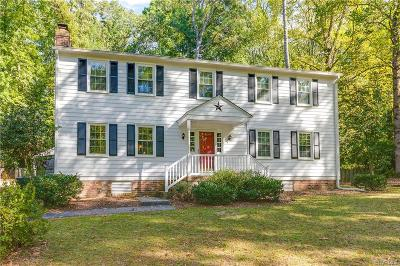 Richmond Single Family Home For Sale: 4001 Cheyenne Road
