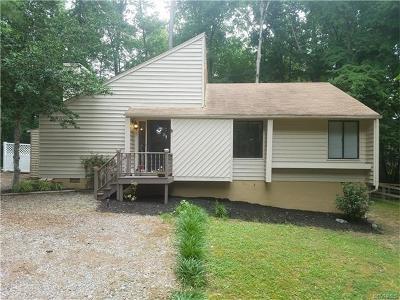 Midlothian Single Family Home For Sale: 14206 Broad Oaks Court