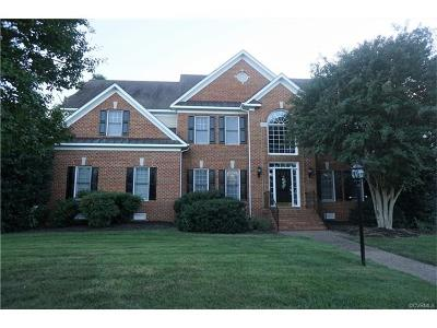 Glen Allen Single Family Home For Sale: 6104 Warbler Way
