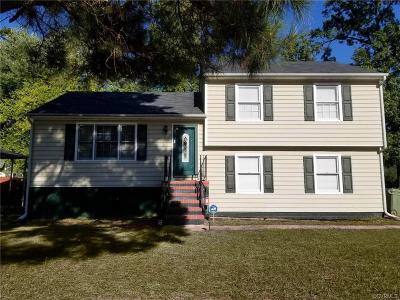Hopewell Single Family Home For Sale: 1707 Westbrook Road
