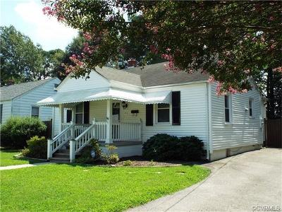 Colonial Heights Single Family Home For Sale: 311 Maple Lane