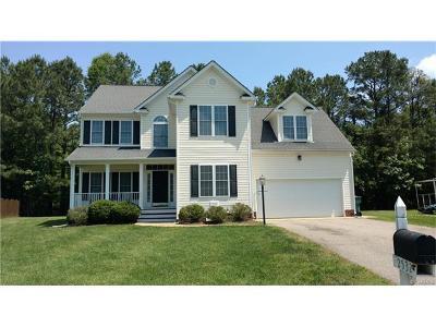 Glen Allen Single Family Home For Sale: 2532 Woodman Trace Drive