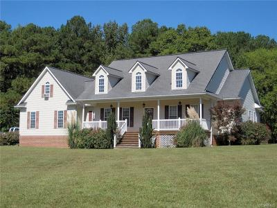 Brunswick County Single Family Home For Sale: 1303 Union Woods Drive