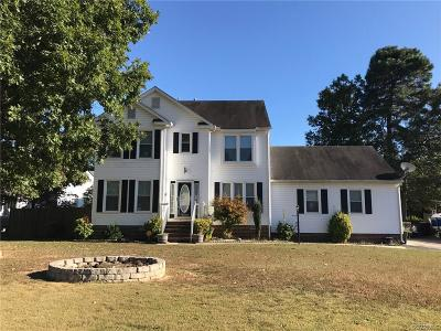 Prince George Single Family Home For Sale: 5000 Roxshire Court