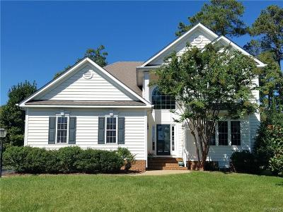 Henrico Single Family Home For Sale: 1850 Rolfe Way