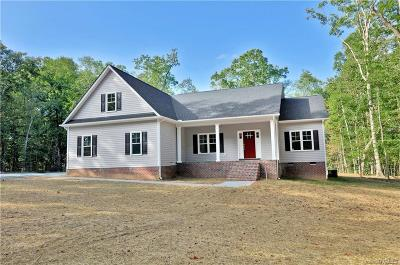 Powhatan County Single Family Home For Sale: 2056 Fairlane Drive