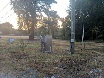 Richmond Residential Lots & Land For Sale: 6215 Hull Street Road