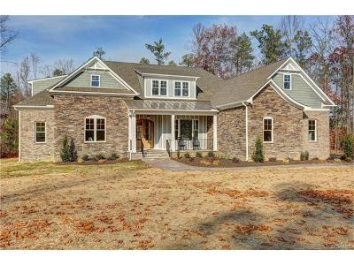 Hanover County Single Family Home For Sale: 9201 Charlotte Court