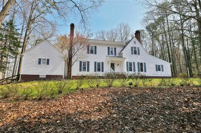 Chesterfield County Single Family Home For Sale: 3721 Darby Drive