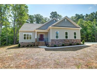 Powhatan County Single Family Home For Sale: 2242 Branch Forest Way