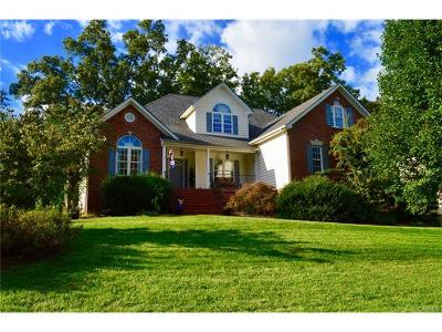 Midlothian Single Family Home For Sale: 12037 Baymill Court