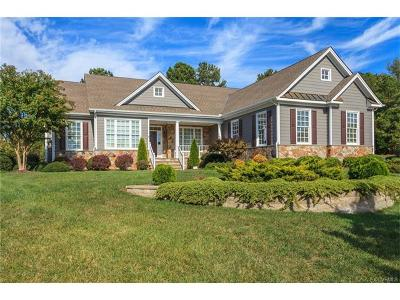 Powhatan County Single Family Home For Sale: 899 Dogwood Dell Lane