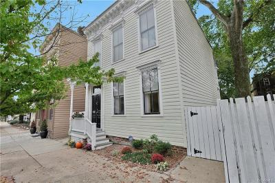Richmond Single Family Home For Sale: 2811 East Broad Street