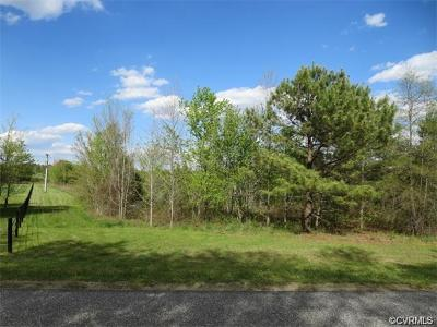 Hanover County Residential Lots & Land For Sale: Old Ridge Road