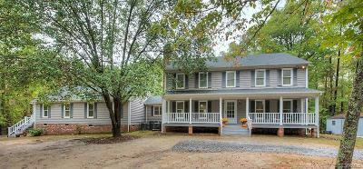 Hanover County Single Family Home For Sale: 3108 Westwood Road
