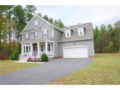 Hanover County Single Family Home For Sale: 10184 Markside Way