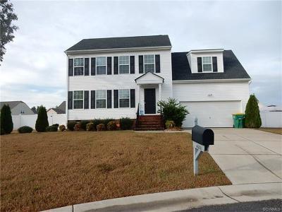 Hopewell Single Family Home For Sale: 4201 Estelle Court