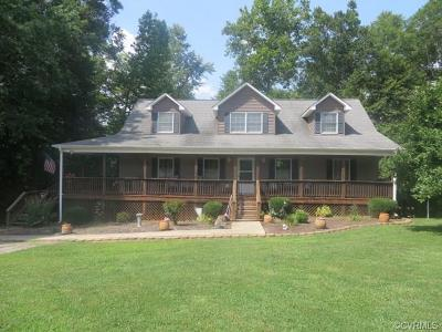 Bracey VA Single Family Home For Sale: $290,000