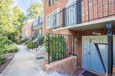 Henrico County Condo/Townhouse For Sale: 1575 Presidential Drive #1575