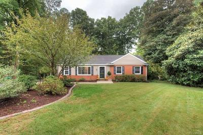 Richmond Single Family Home For Sale: 7745 Fellsway Road