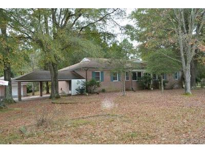 Farmville Single Family Home For Sale: 73 Page St