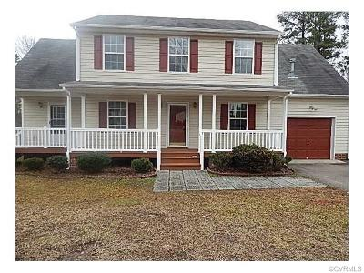 Chesterfield County Rental For Rent: 4019 Frye Terrace