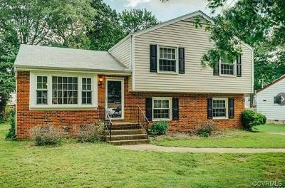 Chesterfield County Rental For Rent: 6013 Restingway Lane