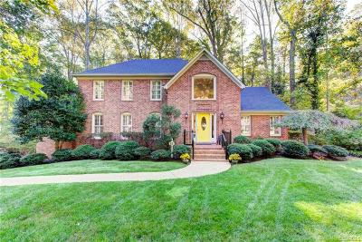 Henrico County Single Family Home For Sale: 15 Charnwood Road