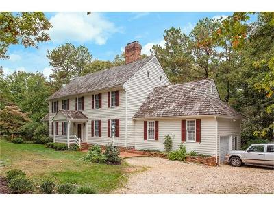 Chesterfield County Single Family Home For Sale: 12610 Easthampton Drive