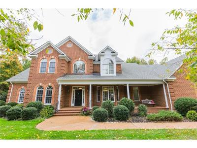 Chesterfield County Single Family Home For Sale: 14307 Lander Road