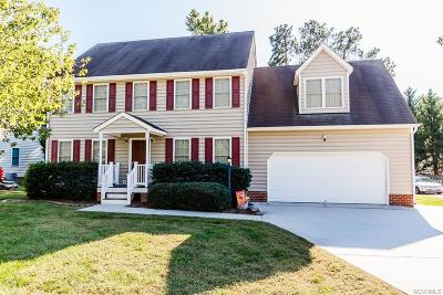 Henrico County Single Family Home For Sale: 5509 Jones Mill Drive