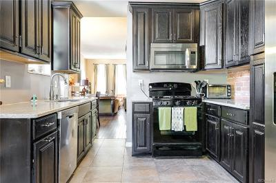 Richmond Single Family Home For Sale: 118 North Lombardy Street